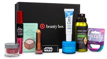 Target Holiday Beauty Box for Her- Complete Box!