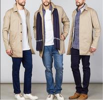 Five Four Club Chester Coat Mens