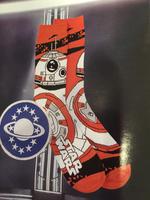 Star Wars BB-8 Crew socks