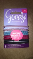 Goody Slideproof Hair ties