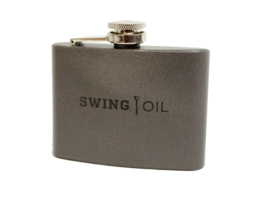 GIVE CREATIVE MINI HALF FLASK – SWING OIL