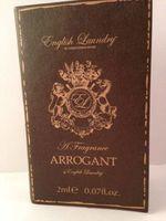 "English Laundry ""Arrogant"" Cologne"
