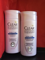 Clear Shampoo & Conditioner