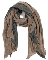 Donni Charm Scarf (Charcoal/Taupe) from FFF Winter Add-Ons!