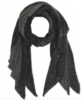 Donni Charm Scarf (Charcoal/Onyx) from FFF Winter Add-Ons!