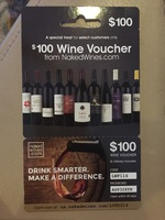 $100 Wine Voucher from NakedWines.com