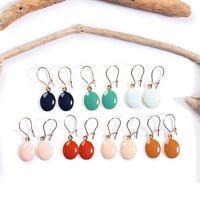 Tassia Canellis Lovebird Earrings