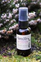 Fawn lily geranium and Argan oil facial serum