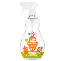 Dapple naturally clean toys and highchair spray