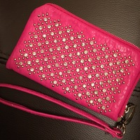 MMS Design Studio Studded Wallet
