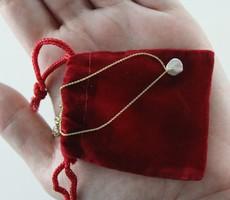 Tassia Canellis Delicate Pearl Bracelet