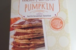 The Invisible Chef Pumpkin Pancake and waffle mix