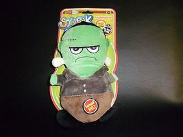 Squeak Grrs Frankenstein Dog Toy