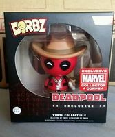 """Cowboy"" Deadpool Dorbz Figure"