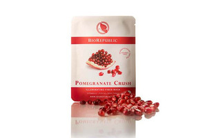 Biorepublic Pomegranate Crush Sheet Mask