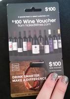 Wine Voucher from Nakedwines.com