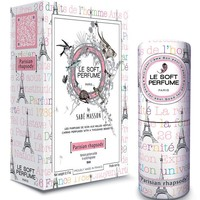 Sabe Masson Le Soft Perfume Solid in Parisian Rhapsody