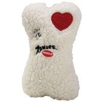 Zanie's Embroidered Heart Berber Bone