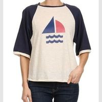 THML Clothing Sailboat Tee