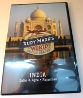 Rudy Maxa's World India DVD