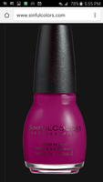 Sinful Colors Poisonberry