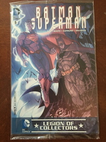 Exclusive Batman / Superman variant comic #5