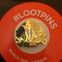Loot Crate Loot Pins - March Versus