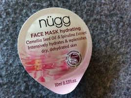 Nügg face mask hydrating