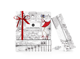 Vive La France Glossybox (box only)