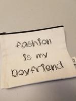 Fashion is my Boyfriend Pamela Barsky pouch