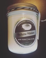 Greenmarket purveying Co. Candle