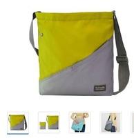 Flip & Tumble crossbody bag