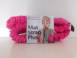Merrithew Mat Strap Plus:  Resistence Band and Yoga Mat Carrier