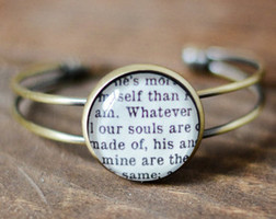 Cuff Bracelet by Authored Adornments