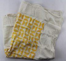 Noon Design Shop Lemons Flour Sack Tea Towel