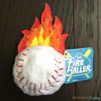 The Fire Baller