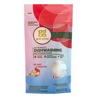 Grab Green Automatic Dishwasher Detergent Mini-Pouch - Red Pear with Magnolia