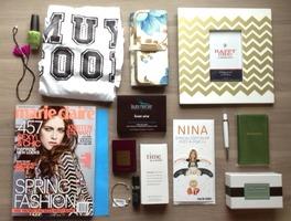Nina Garcia Quarterly Subscription Box #NGQ02