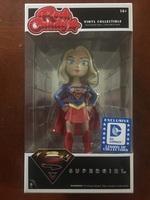 Funko Rock Candy Supergirl vinyl figure - EXCLUSIVE TV show variant