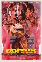 The Editor -Blu Ray