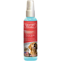 Sentry Petrodex Dental Spray for cats & dogs