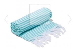 Turkish T  Stripe Breeze Towel