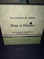 Rose et Marius Savon Perfume de Provence