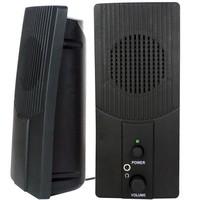 Vibe Slimline Lightweight USB Speakers