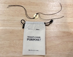 "MyIntent.org x Faithbox ""What's Your Purpose"" Bracelet"