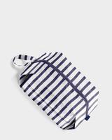 Baggu Medium 3D Zip in Sailor Stripe
