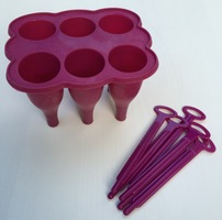 Betches Ice Pop Molds
