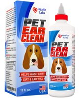 Ear Cleaner Solution for Dog & Cat