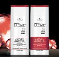 Schwarzkopf Essence Ultime: Diamond Color & Radiance Shampoo and Conditioner (Travel Size/ Sample)