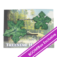 Tree Star Hair Pins
